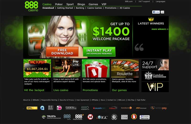 Can you play casino games online for real money
